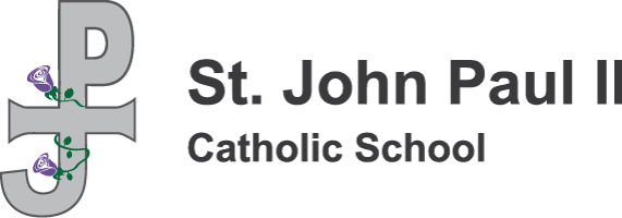St. John Paul II Catholic School Logo